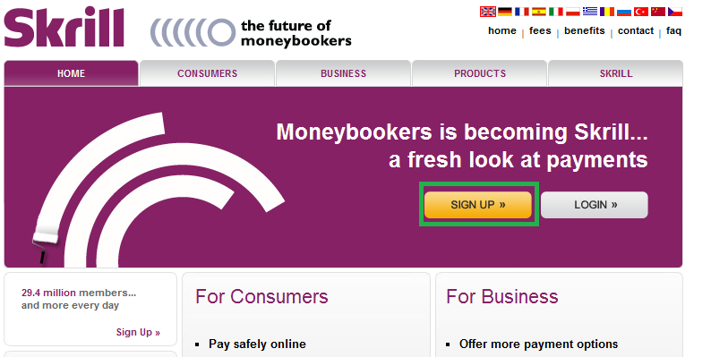 what is moneybookers